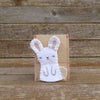 finger puppet: rabbit