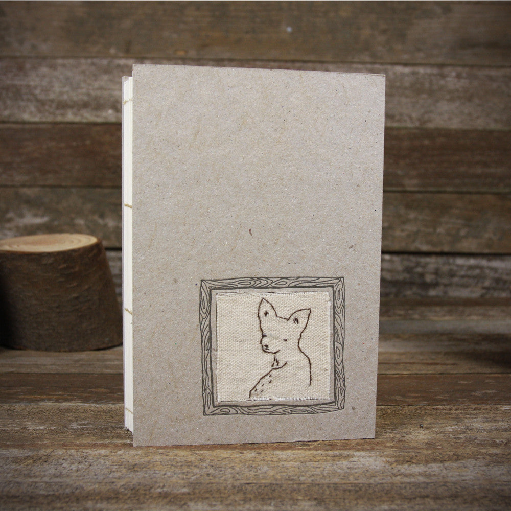 frame journal: deer