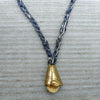 necklace with clasp: aurora ridge