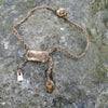 adjustable bracelet with clasp: cameron pass
