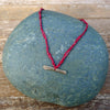 necklace with clasp: skyline ridge
