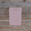 little address book: dusty rose