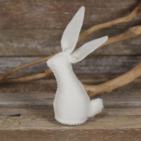 standing rabbit: small