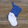 christmas stocking: polar bear