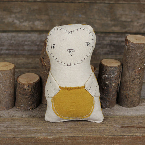 tooth fairy pillow: owl