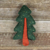 wall art: fir tree