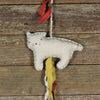 decorative wall charm: cat