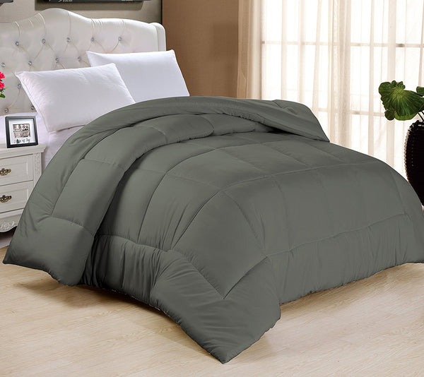 Swift Home All-season Extra Soft Luxurious Classic Light-Warmth Goose Down-Alternative Comforter