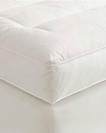 Goose Down Mattress Topper Featherbed