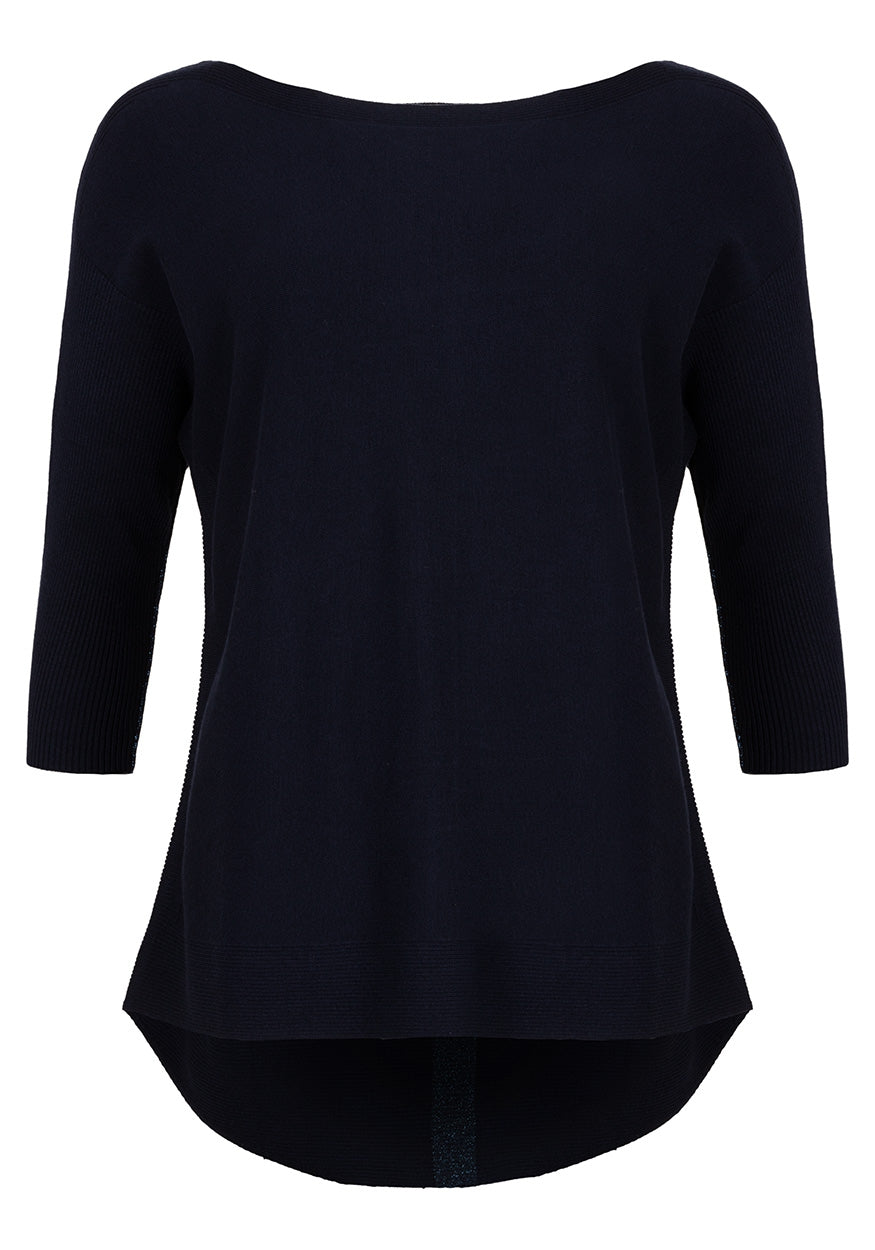 Top Yna | Navy