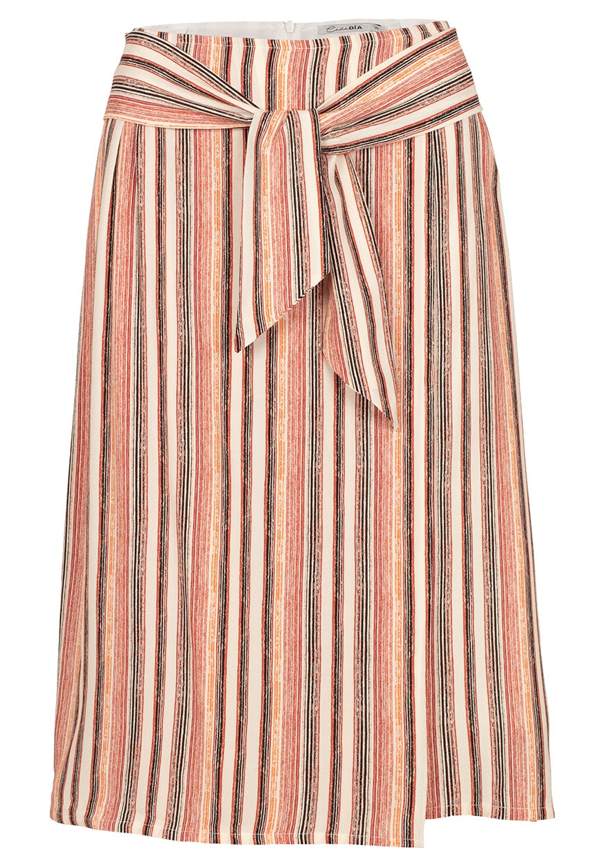 Rok Zarah | Brown Stripe