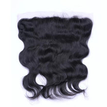 Load image into Gallery viewer, TRANSPARENT Lace Frontals (Straight, Body Wave, Deep Wave)