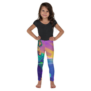 Open image in slideshow, Little Envy Kid's Leggings