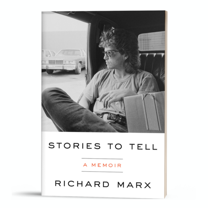 Stories to Tell: A Memoir (Pre-Order)