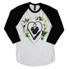 Little Whip Floral Raglan