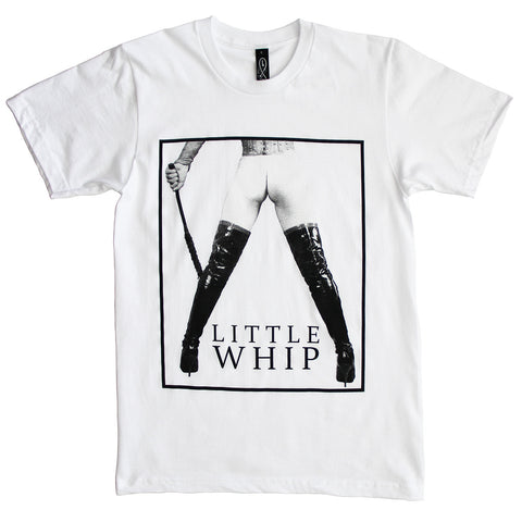 Little Whip Try  Me Leather Boots Shirt