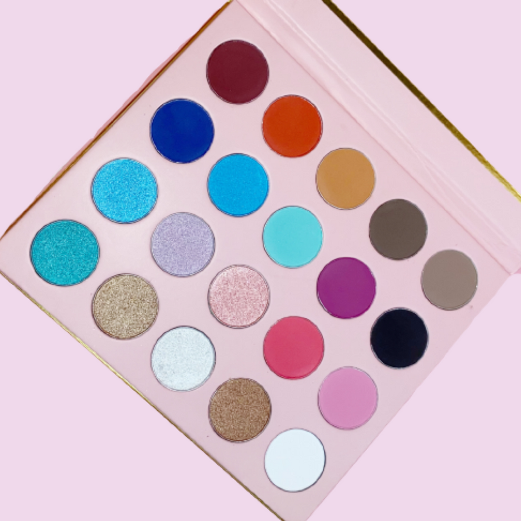Colour Story Eyeshadow Palette