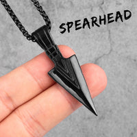 Sparta Spearhead Men Necklaces Chain