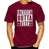 Mens Hebrew T-shirt Torah