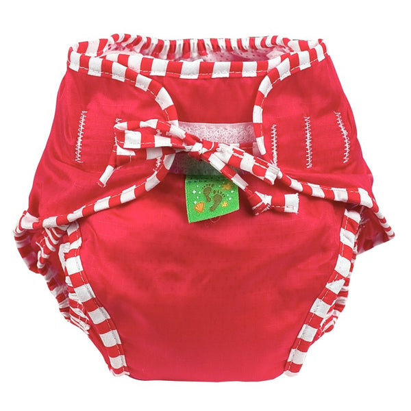 Maillot couche Rouge- Kushies
