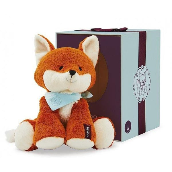 Peluche Renard Paprika 25 cm collection Les Amis - Kaloo