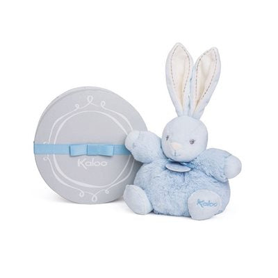Patapouf lapinou bleu petit collection Perle- Kaloo