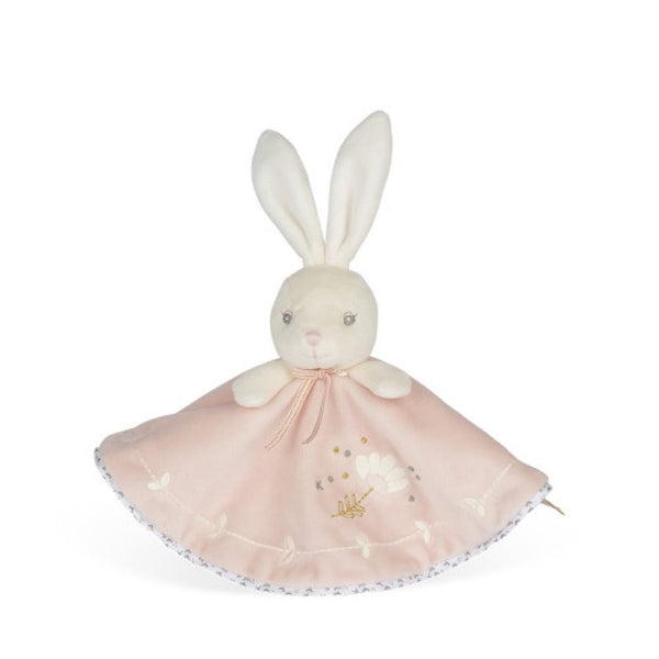 Doudou Lapin rose collection Perle- Kaloo