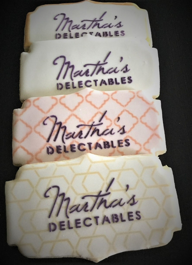 Martha's Delectables: success with shortbread