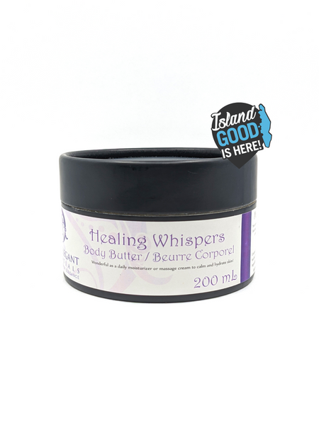your elegant essentials healing whispers body butter