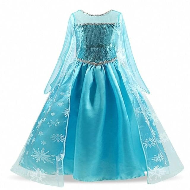 Dress up Kids Dresses for Girls Clothing Size 4-10 Years - Shopiqlo