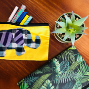 Elephant Pencil Case