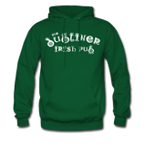Men's Hoodie/ Color Options - forest green