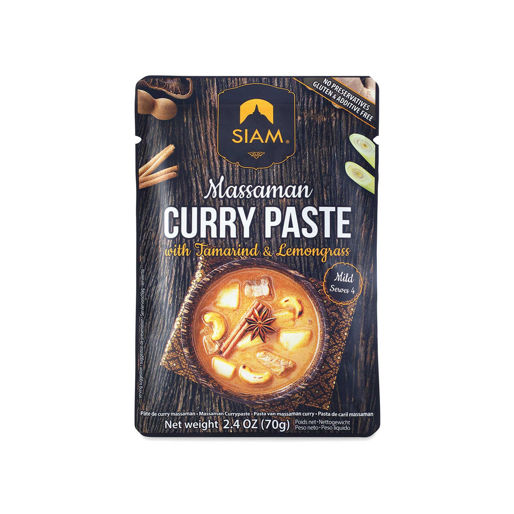 Massaman Curry Paste 70g
