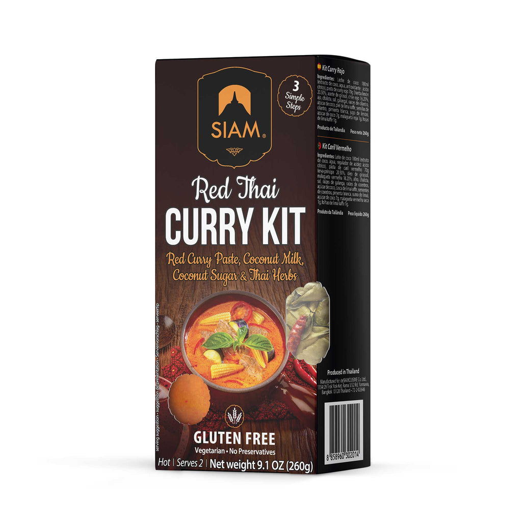 Red Curry Kit 260g