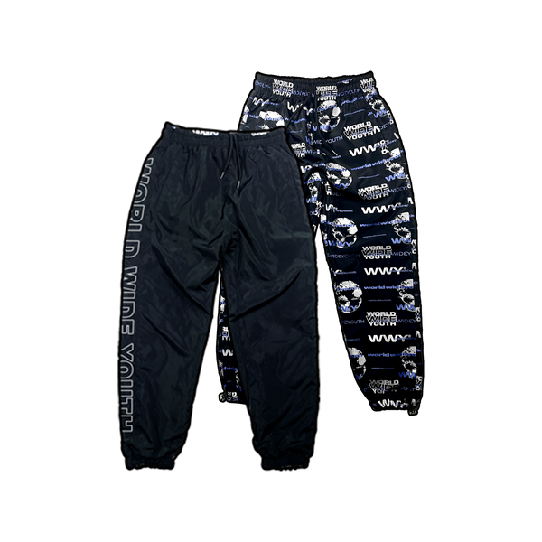 """WWY"" TRITEX ALL-OVER REFLECTIVE PANTS (REVERSIBLE)"