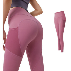 Legging Push-Up Rose