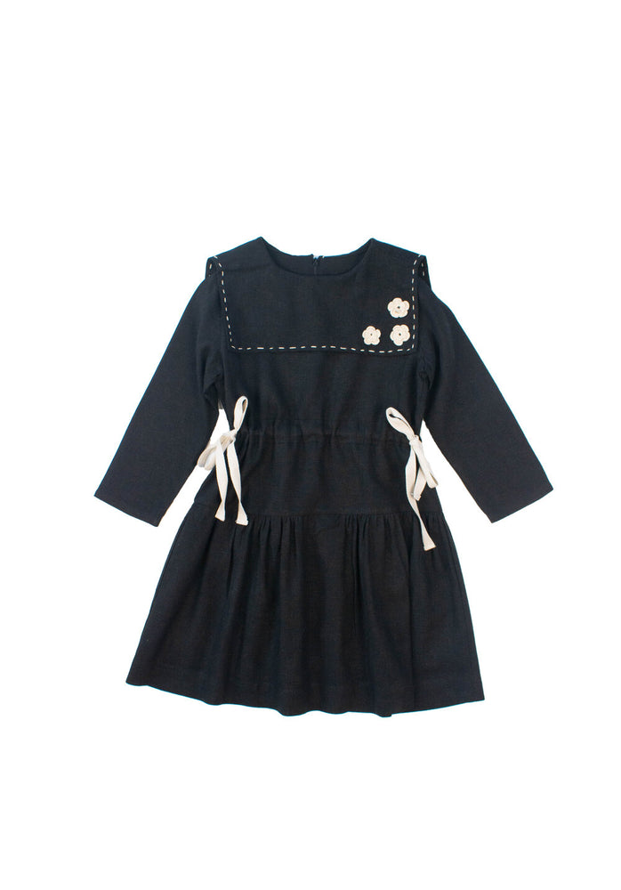 Poppy Dress Black