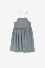 Olive Green Dress - Apron
