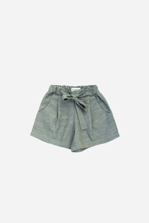 Olive Green Shorts - Indie