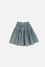 Olive Green Skirt - Ellie
