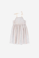 Stone Beige Dress - Apron