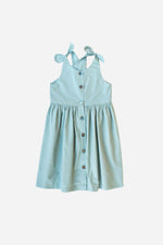 Seafoam Green Dress - Paros