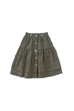 Victoria Skirt Khaki Green