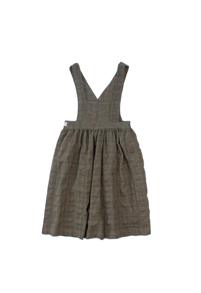 Aria Dress Khaki Green