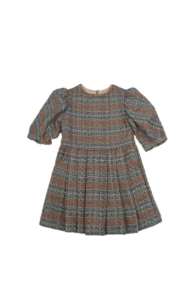 Hannah Dress Brown