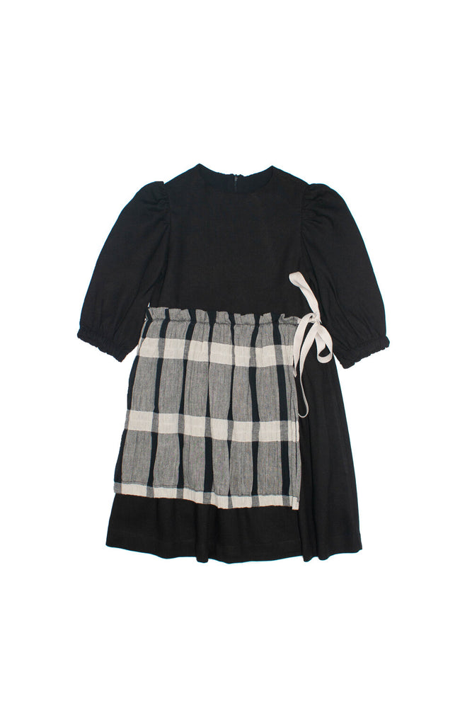 MATILDA DRESS BLACK