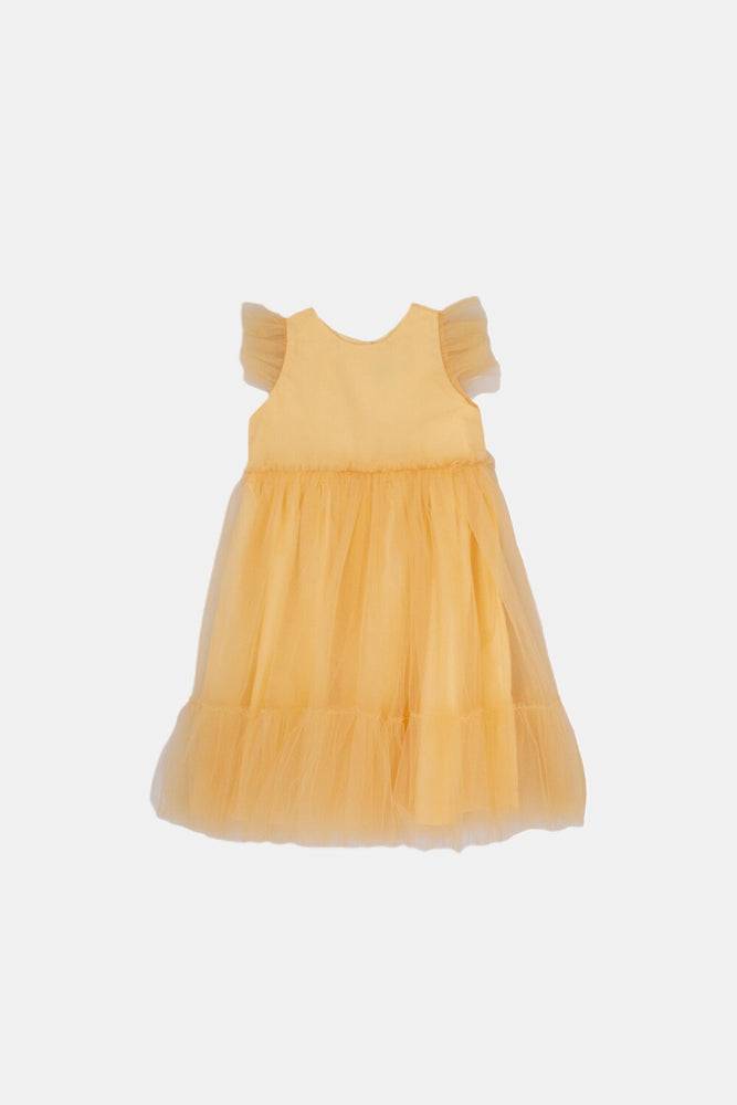 Yellow Tulle Dress - Dreamland