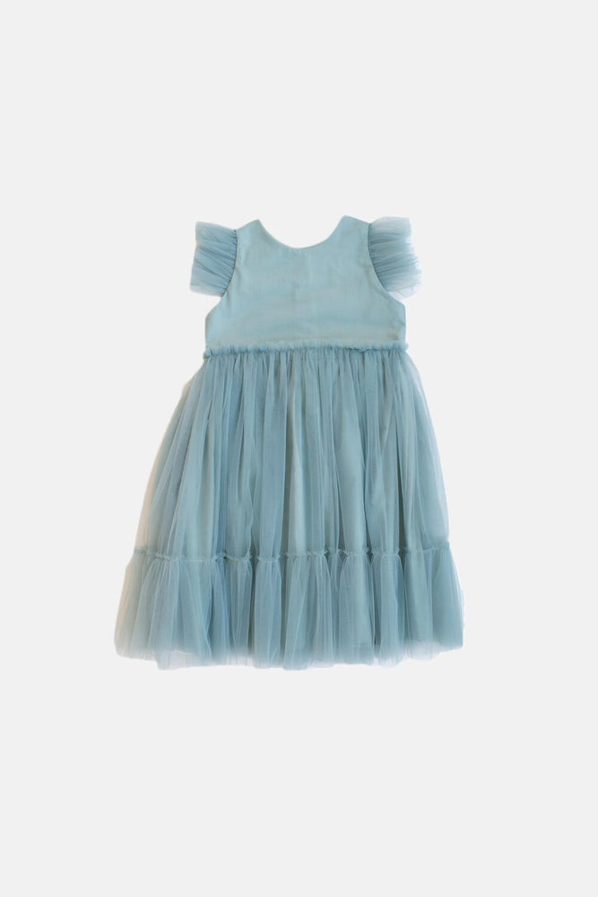 Grean Tulle Dress - Dreamland
