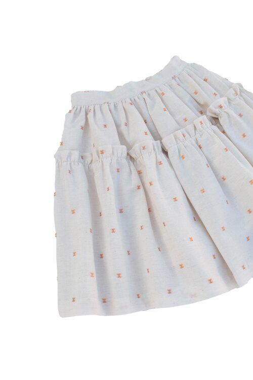 Load image into Gallery viewer, Skirt With Copper Spots - Amelia