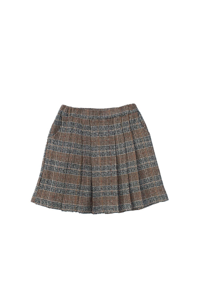 HANNAH SKIRT BROWN